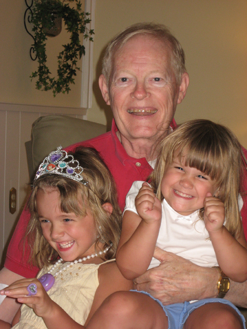 Grandpa and the Girls