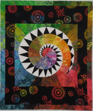 Cosmic Spiral