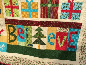 Presents and Believe Blocks