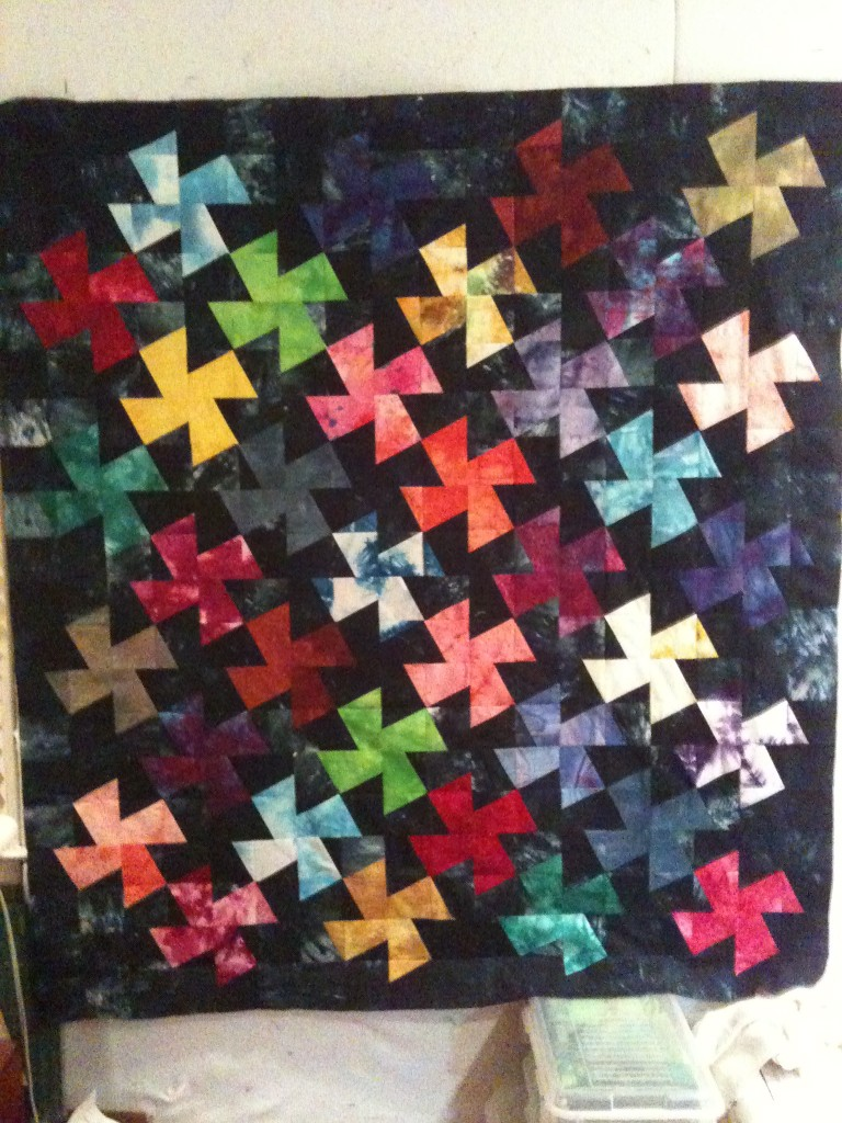 Tessellation quilt, unknown start date