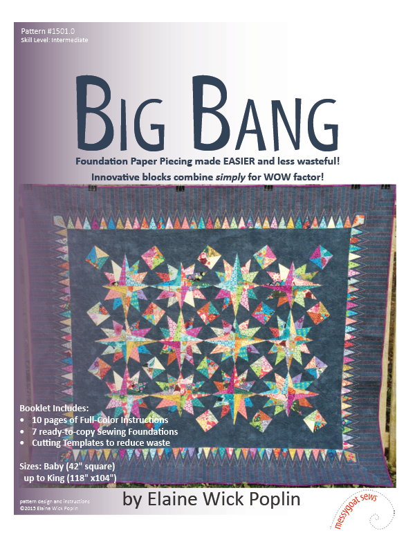 Big Bang Cover Page